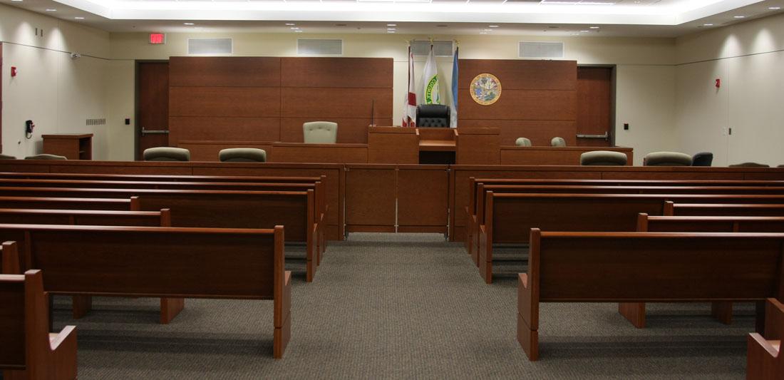 Marion County Judicial Center Architecture Studio Inc