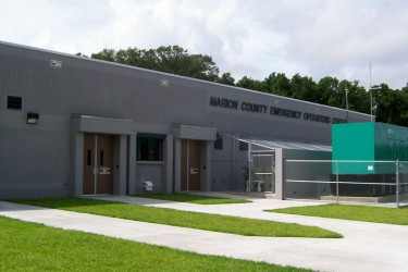 Marion County Emergency Operations Center