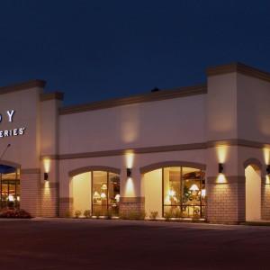 La Z Boy Furniture Galleries Architecture Studio Inc