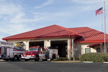 Lake County Summer Bay Fire Station