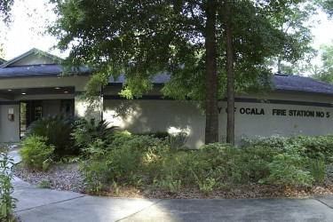 City of Ocala Fire Station No. 5