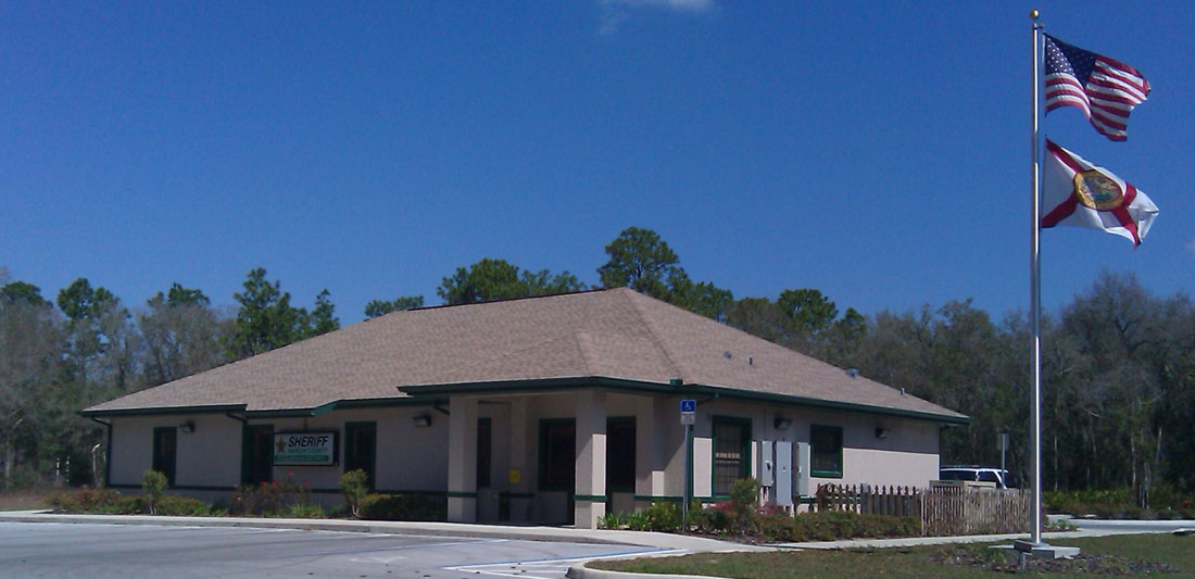 M.C. SHERIFF OCKLAWAHA SUBSTATION MAIN PHOTO