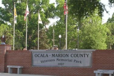 Marion County Veterans Park