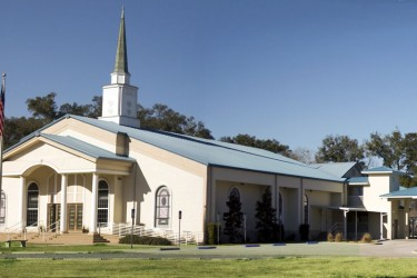 Oak Griner Baptist Church addition and Remodeling